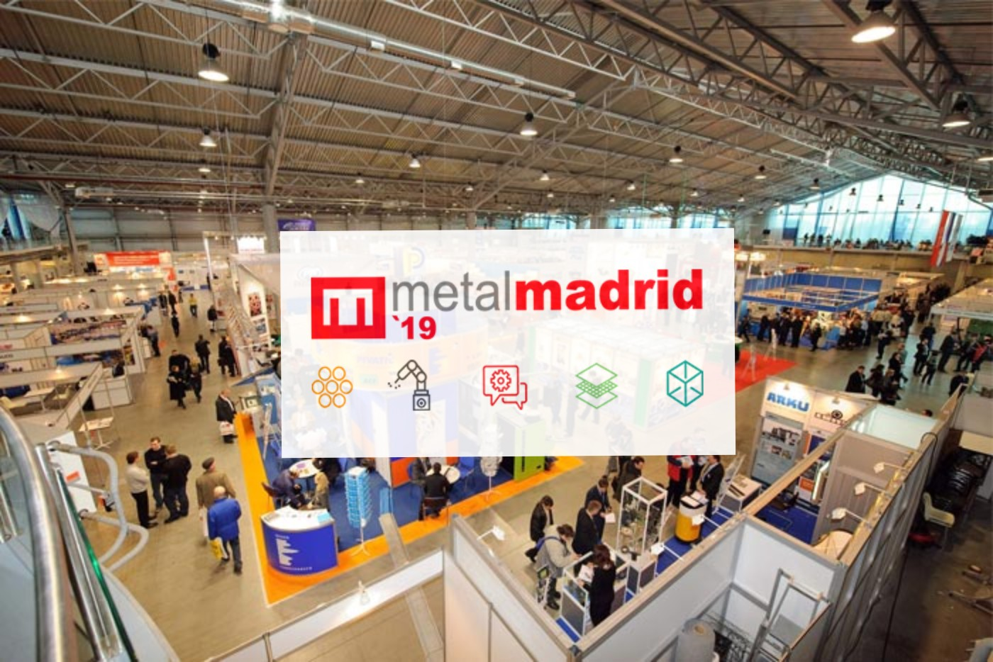 Exhibition MetalMadrid' 2019